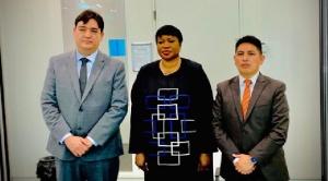 Fiscalía de Corte Penal recibe denuncia contra Evo y definirá si inicia investigación
