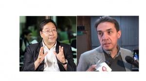 Amplían investigación a exministro Guillén, piden congelar cuentas y anotar bienes de Arce por caso software