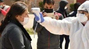 Después de 12 días Bolivia vuelve a reportar más de 1.000 casos de la COVID-19 en un día