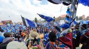 """Arce pide a sus seguidores dos requisitos para ganar las elecciones: """"unidad"""" y """"control del voto"""""""