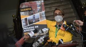 Alcaldía de La Paz fija multa de Bs 280.000 en contra de CC por campaña no autorizada