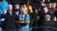 """Joe Biden juró como 46 presidente de EEUU y destaca que la """"democracia ha prevalecido"""""""