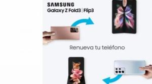 Evoluciona a Galaxy: ahora puedes dejar tu teléfono antiguo como parte de pago y llevarte otro mejor
